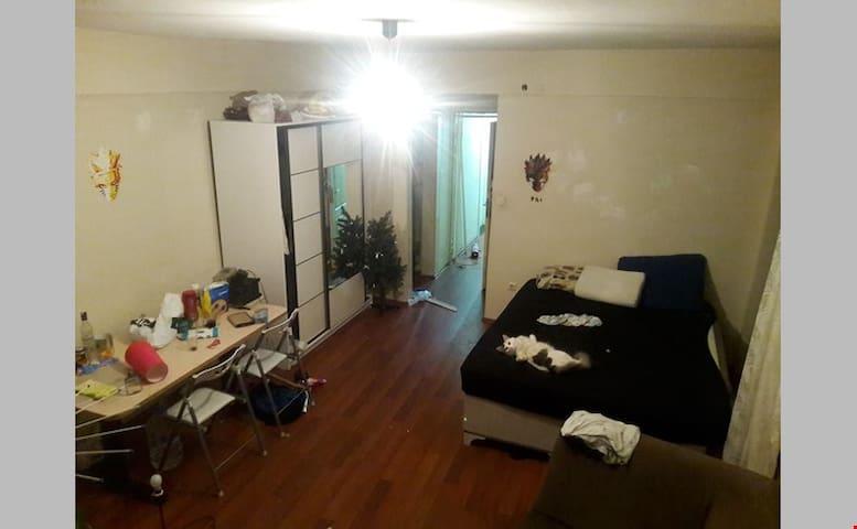 Spacious rental room in the center of Beşiktaş - Beşiktaş - Apartment