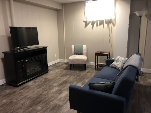 Prince George Newly Renovated Suite in the Bowl