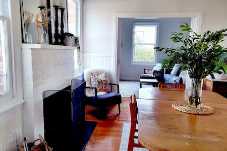 Pretty on Palmer | Quaint Coastal Cottage.