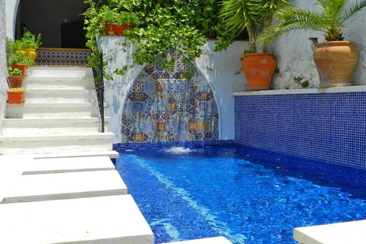 Gaucin  Village - own pool, large, five terraces