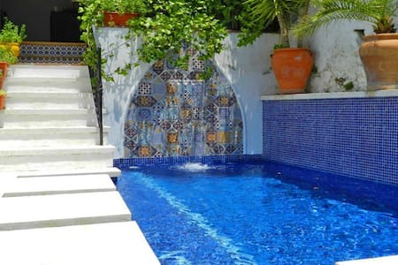 Gaucin  - own pool, large, quiet, five terraces