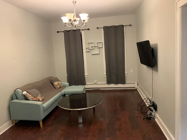 Beautiful and quiet 1 BR apartment for rent