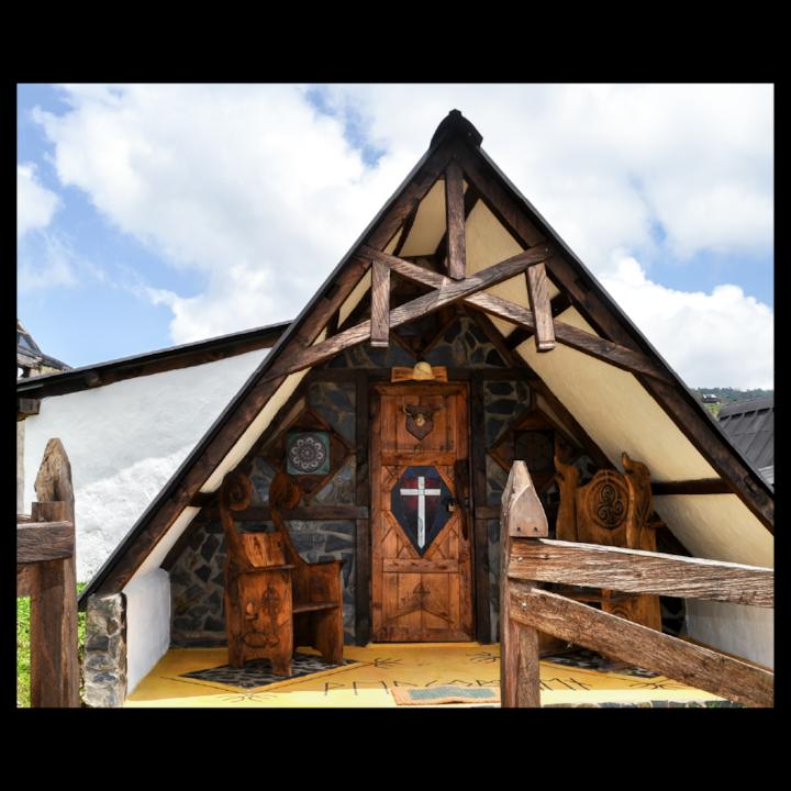 Cabaña Ragnar, un espacio para conectarse