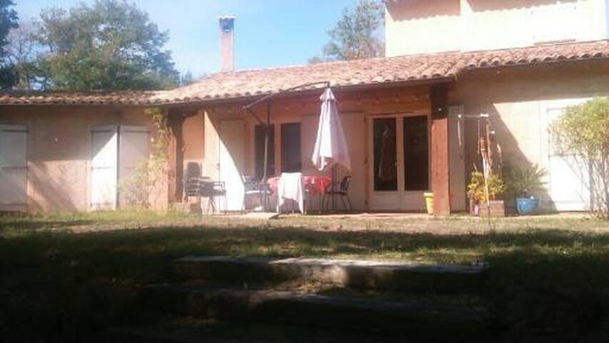 Bastide en Haute-Provence - Mallemoisson
