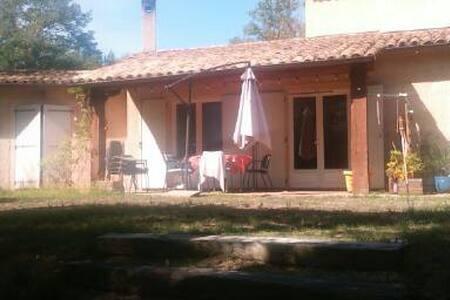 Bastide en Haute-Provence - Mallemoisson - Hus