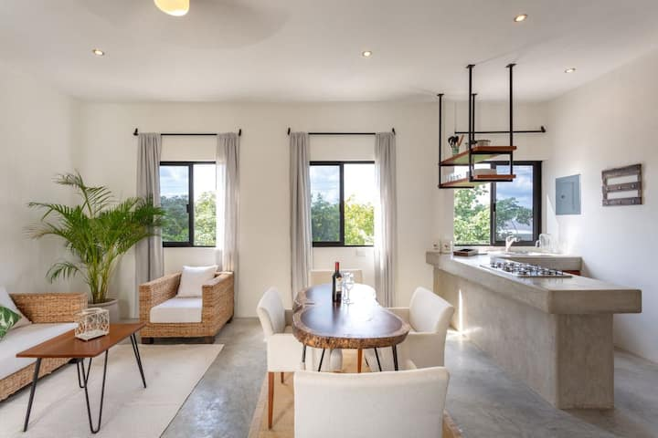 *Tulum PentHouse*Private Pool* Great Roof terrace*
