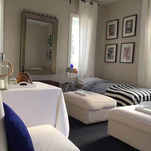 5-star rated Junior Suite at B+B Cerines, Nicosia