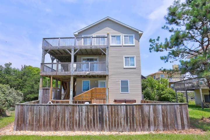 1702 Sandpiper Lookout * 4 Min Walk to Beach * Private Pool * Volleyball * Bikes