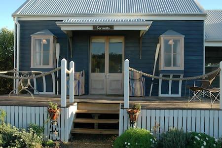 Beach Huts Middleton - Sorrento Spa Hut