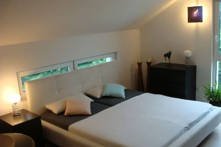 charming privat room garden, 20min to Hamburg-City