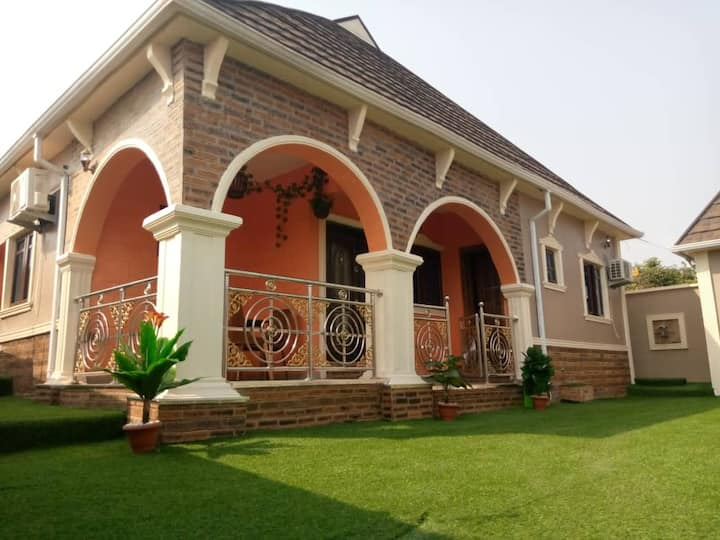 Osogbo Home With a View