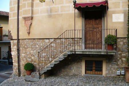 Apt in centro storico nel cuore della Franciacorta - Colombaro - Квартира