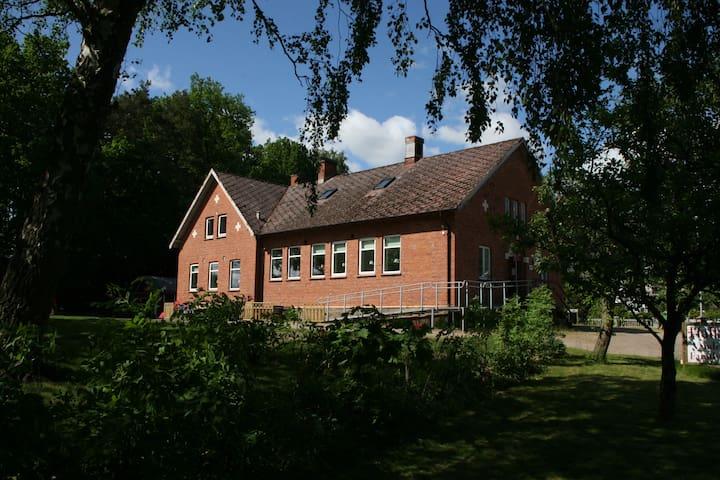 Hallandsåsen Hostel (single room with breakfast)