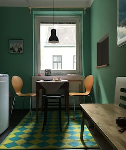 Central cosy scandinavian-style apartment - Vienne - Appartement