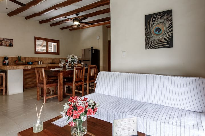 """HOLBOX DELUXE APARMENTS  7 PERSONAS """"4"""" o """"3"""""""