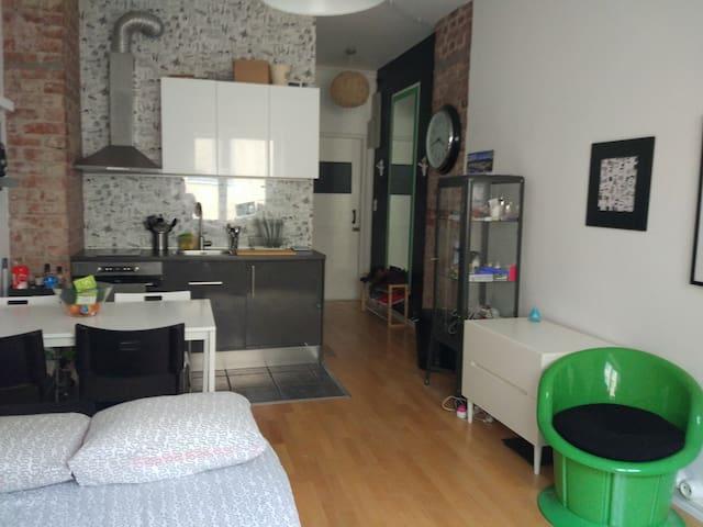 Charming Studio in the heart of Helsinki - Helsinki - Apartament