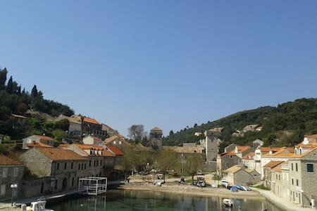 GH Ivica - Two-Bedroom Apartment with Terrace - Općina Dubrovnik