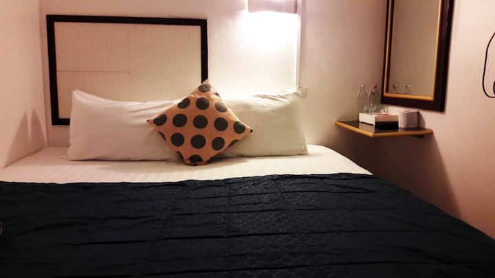 Krabi City Center {Private Budget DBL Room}