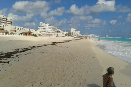 Hogar cerca del mar - Cancún