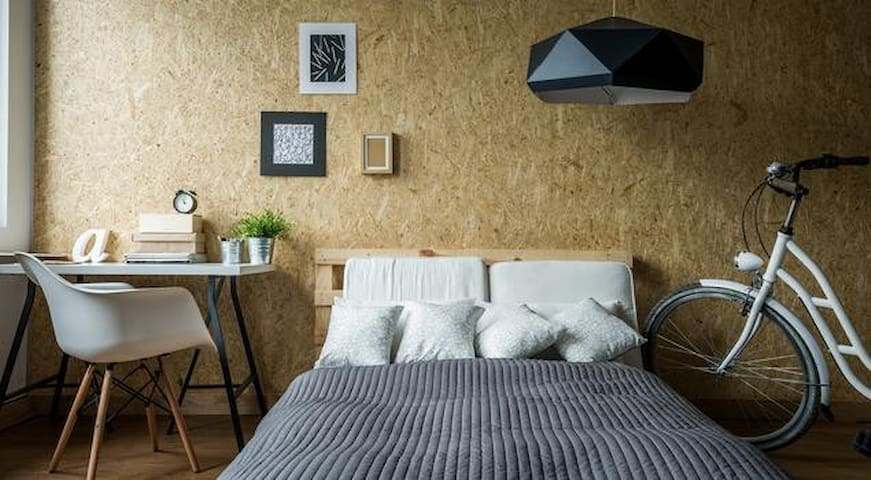 Pięny pokój blisko centrum - Kraków - Huis