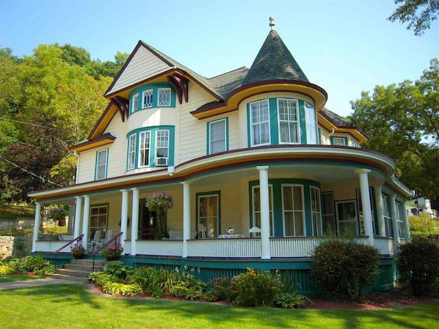 Our 1897 Victorian Home