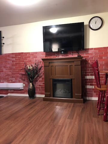 Budget friendly updated private basementsuite