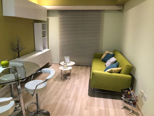 Luxury Cozy Well Located Suite-North Center Quito