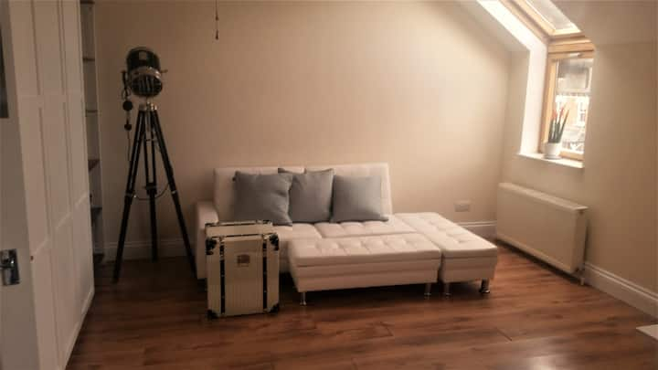 Modern flat near Bushey Station @ Agnes Home