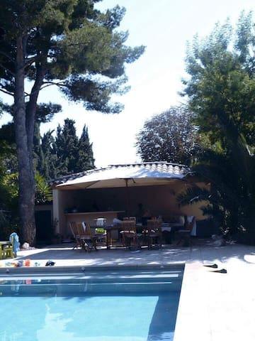 Charmant studio, quartier résidentiel Marseille - Marseille