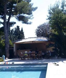 Charmant studio, quartier résidentiel Marseille - Marseille - Lejlighed