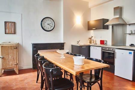 Appartement dans maison bourgeoise - Nissan-lez-Enserune