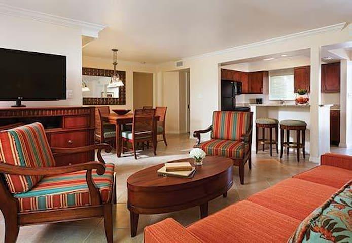 2 Bedroom Luxury SHERATON VISTANA RESORT #2