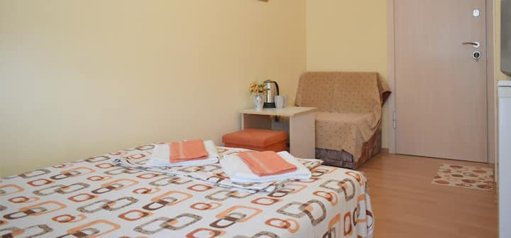 Sunny Sozopol Private Room, 200m from beach
