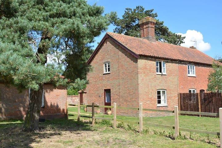 Decoy Cottage - newly renovated at Fritton Lake - Fritton - Haus