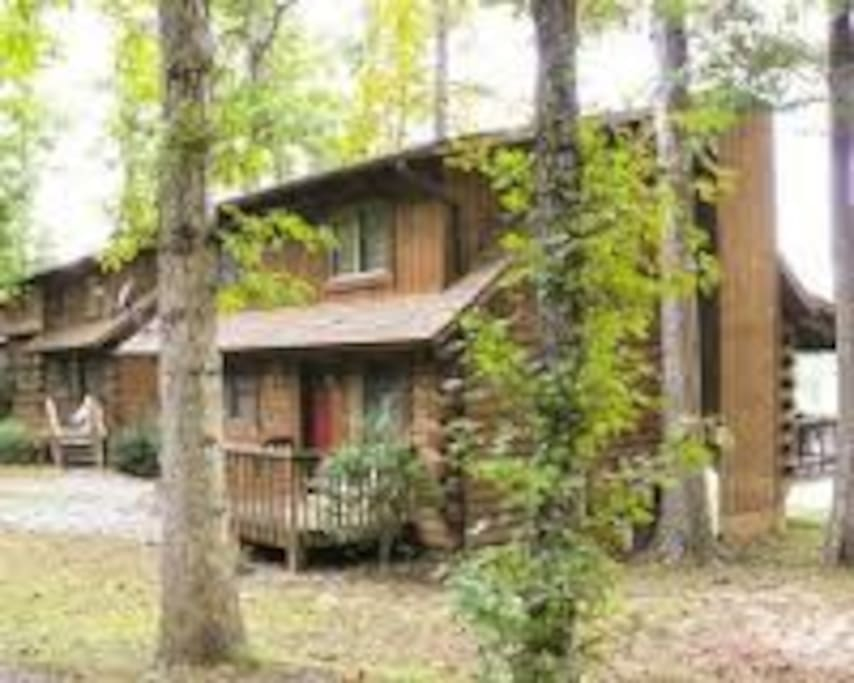 Wilderness presidential resort in virginia villas for for Fredericksburg va cabin rentals