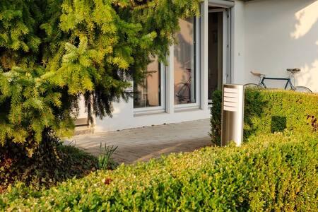 Bright Apartment on Zh Goldcoast - Herrliberg - Huoneisto