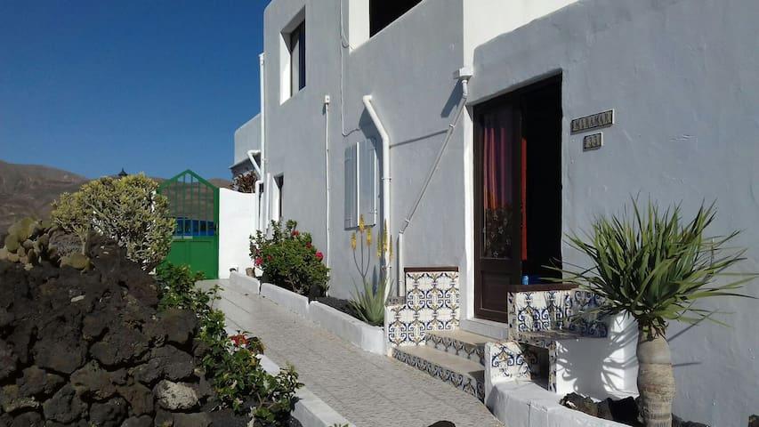 Apartamento en el Mar. MelanRoa. - Teguise