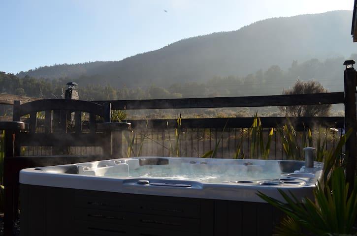 Tongariro Springs Petite Suite.