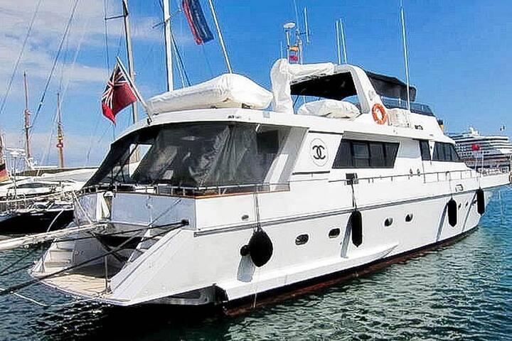 New listing! Motor Yacht Boatel Cabin 1 - Sant Adrià de Besòs - Barco