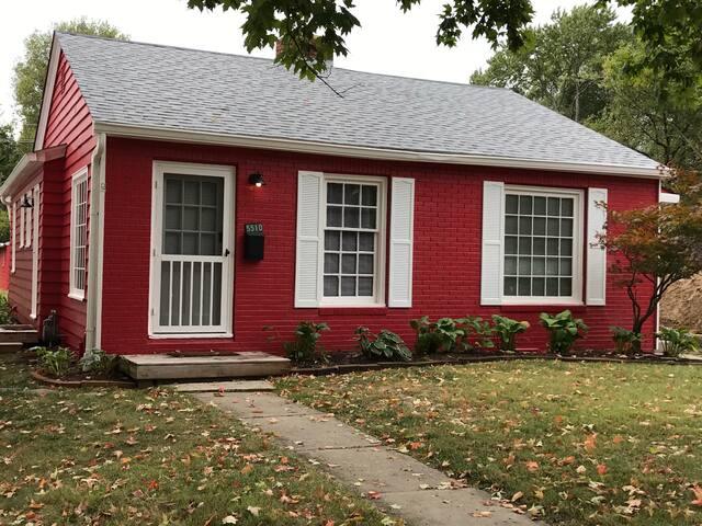 Broad Ripple Cottage #1