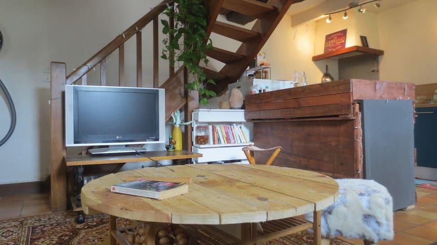 Chambre au calme à la campagne - Morlaix - Дом