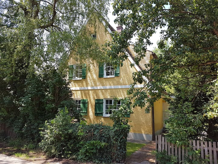 Familienfreundliche Wohnung im Grünen zentrumsnah