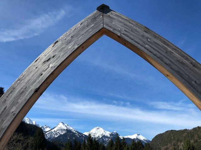 Mountain moments Neuschwanstein