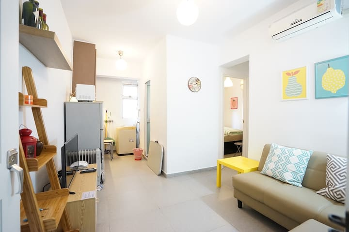 Cosy, Warm , 2 bedroom apartment Wan Chai