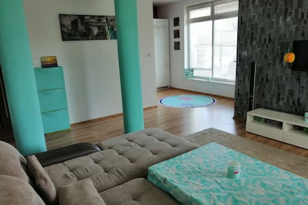 Cosy Beach Style Bright 2R Apartment 2min from BA
