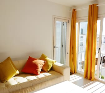 Charming penthouse in the old town, VFT/CA/01495 - Tarifa - Apartment