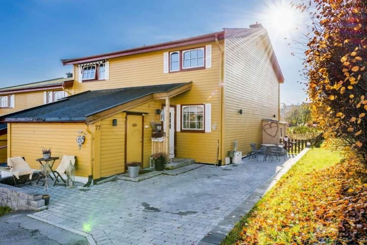 Family Friendly Home close to Oslo