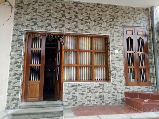 Shenkottai - Mani Home Stay - Shenkottai - Ev