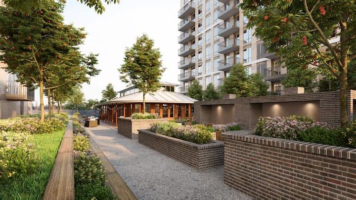 Lush One Bedroom Apartment Next to Wembley Stadium