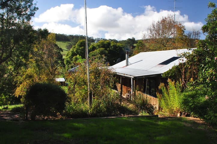 Birnam - beautiful Otways retreat